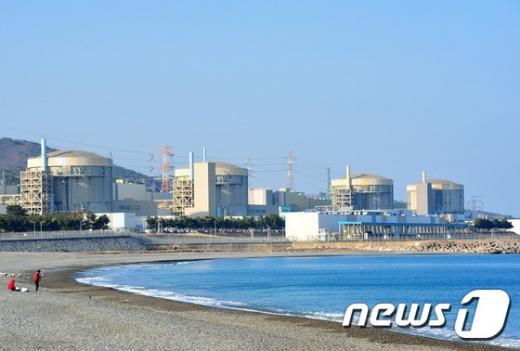 월성원자력본부 원전 1호기/뉴스1 © News1