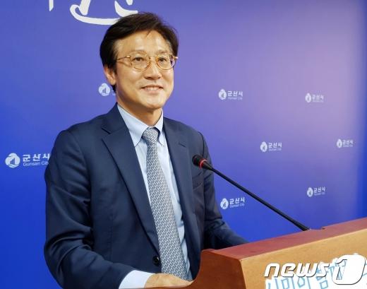 신영대 민주당 대변인 © 뉴스1