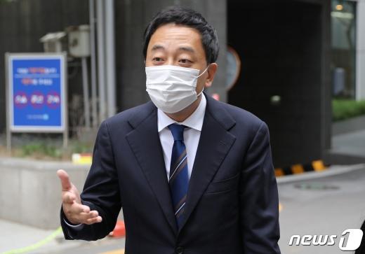 """21일 더불어민주당을 탈당한 금 전 의원은 뉴스1과의 통화에서 """"앞으로 정치인으로서 우리 사회에 기여할 수 있는 일을 찾아 열심히 하겠다""""고 밝혔다. /사진=뉴스1"""