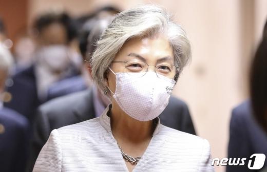 강경화 외교부 장관. 2020.10.13/뉴스1