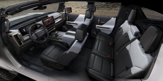 허머 EV는 디트로이트 햄트래믹에 위치한 GM의 '팩토리 제로'에서 2021년 말부터 본격 생산을 시작한다./사진제공= GM