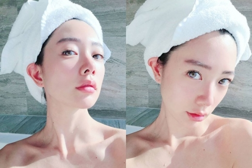 배우 클라라의 근황이 화제를 모았다. /사진=클라라 인스타그램
