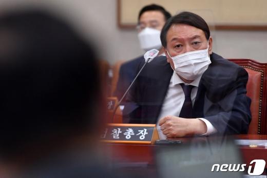 윤석열 검찰총장. 2020.10.22/뉴스1 © News1 박세연 기자