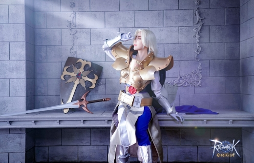 글로벌 게임 기업 그라비티가 모바일 MMORPG '라그나로크 오리진' 신규 직업 코스프레 화보를 23일 공개했다. /사진=그라비티 제공