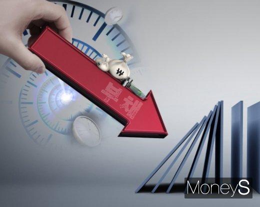 현 트럼프 정부는 '약달러' 기조를, 연방준비제도(Fed)는 2023년까지 '제로금리'를 유지한다고 선언했다. /디자인=김은옥 기자