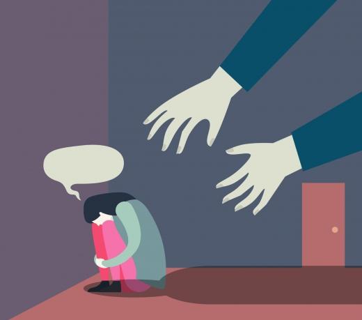 성폭행 사과를 요구한 피해자를 다시 성폭행한 10대가 '징역 5년'을 선고 받았다. /사진=이미지투데이