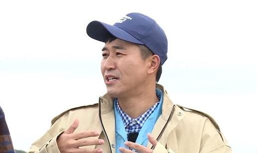 방송인 김종민이 구강청결에 집착하는 비화가 공개됐다. /사진=KBS 2TV제공