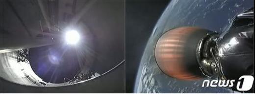 우주탐사 기업 스페이스X가 100번째 우주선을 발사했다./사진=뉴스1
