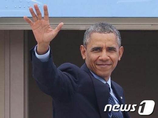 버락 오바마 전 대통령이 트럼프를 저격하는  발언을 했다./사진=뉴스1