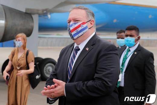 마이크 폼페이오 미국 국무장관. © AFP=뉴스1