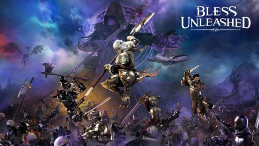 블레스언리쉬드 PS4 버전이 정식 출시됐다. /사진=네오위즈