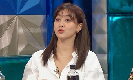 걸그룹 트와이스 멤버 지효가 가수 선미와 동기라고 밝혀 관심이 집중됐다. /사진=MBC 제공