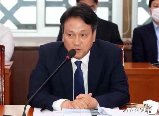 안민석 민주당 의원. /사진=뉴스1