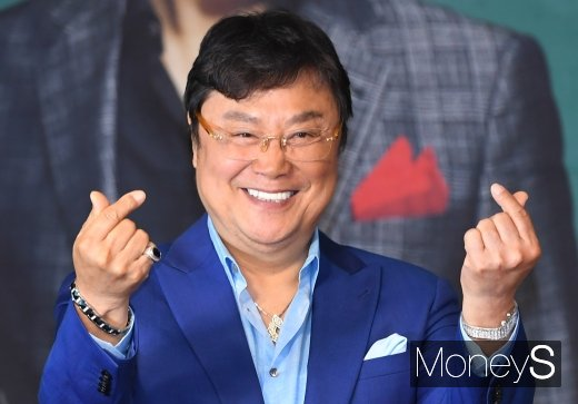 가수 남진이 '테스형!'을 부른 동료가수 나훈아를 칭찬했다. /사진=장동규 기자