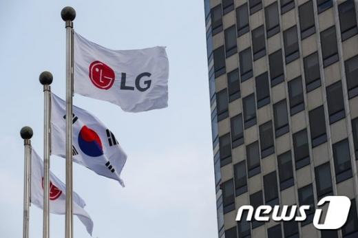 LG화학 본사가 입주해있는 서울 여의도 LG트윈타워./사진=뉴스1