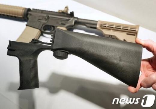 정국 혼란이 이어지며 올해 미국에서 총기 구매량이 크게 늘어난 것으로 나타났다./사진=로이터