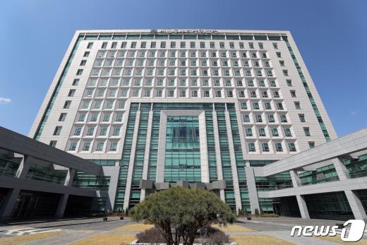 서울 송파구 서울동부지검. 2019.4.1/뉴스1 © News1 구윤성 기자