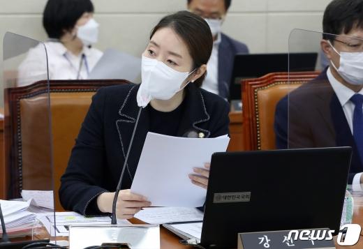 강선우 더불어민주당 의원 © News1 박세연 기자