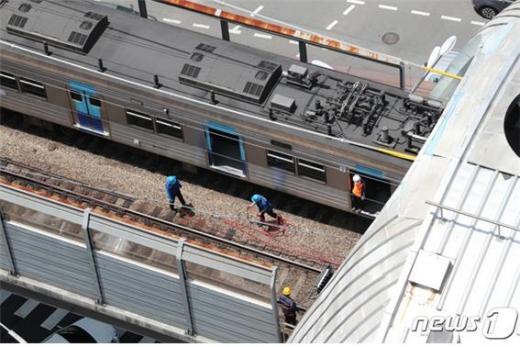 네달란드에서 지하철 사고가 발생했다./사진=뉴스1