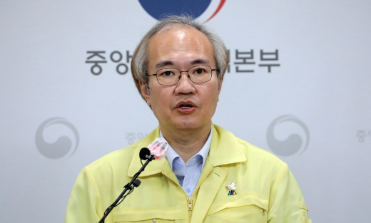 권준욱 중앙방역대책본부 부본부장./사진=뉴스1 장수영 기자