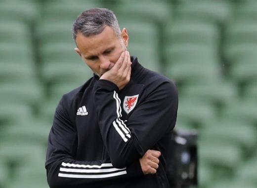 라이언 긱스 웨일스 축구대표팀 감독이 자신에게 씌워진 폭행 혐의를 일절 부인했다. /사진=로이터