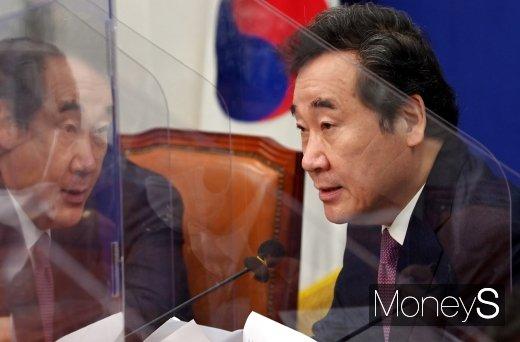 이낙연 더불어민주당 대표가 세상을 떠난 개그우먼 박지선을 추모했다. /사진=임한별 기자