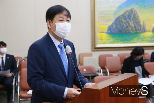 [머니S포토] 예산안 제안 설명하는 구윤철 국무조정실장
