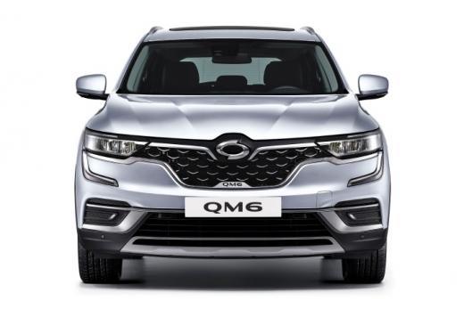 신형 QM6는 전면부 디자인 변경에 집중했다. /사진제공=르노삼성자동차