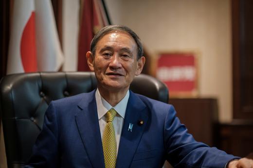 스가 요시히데 일본 총리와 조 바이든 당선인이 전화회담을 통해 미일동맹 강화를 강조했다./사진=로이터