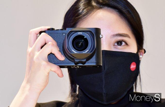 [머니S포토] 흑백사진 마니아를 위한 '라이카 Q2 모노크롬' 출시