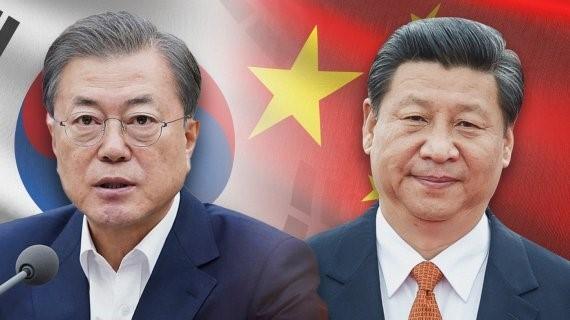 시진핑 국가주석과 조 바이든 당선인의 한반도를 둘러싼 기싸움이 시작됐다./사진=뉴스1