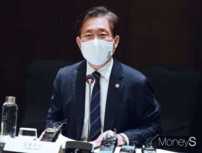 """[머니S포토] RCEP 성윤모 """"일본과의 협상 우리 산업 민감성 최대한 반영"""""""
