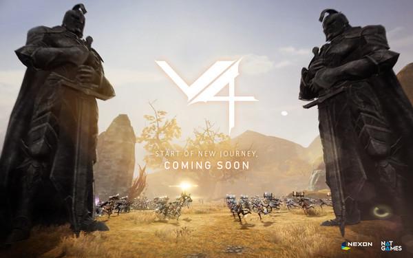 넷게임즈의 'V4'가 '2020 대한민국 게임대상'에서 '대상'을 수상했다. /사진=넥슨 제공