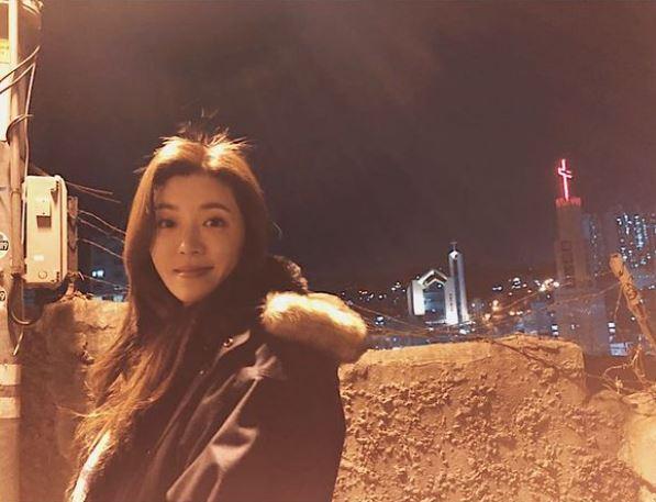 유인석 전 유리홀딩스 대표(35)의 성매매 혐의 폭로가 나오면서 아내인 배우 박한별의 근황이 주목받고 있다. /사진=박한별 인스타그램