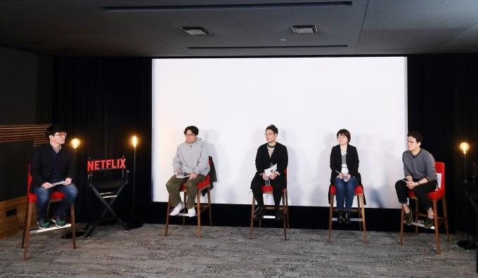 SKB 상대로 제기한 소송의 첫 변론기일과 같은 날, 넷플릭스는 오리지널 시리즈 '킹덤'의 제작과정을 조명하는 웨비나를 개최했다. /사진제공=넷플릭스
