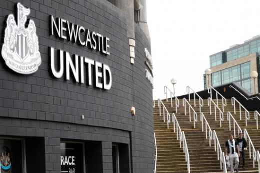 잉글랜드 프로축구 뉴캐슬 유나이티드가 프리미어리그와 법적 분쟁에 돌입한 것으로 알려졌다. /사진=로이터