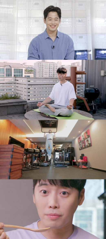 배우 김재원의 집이 온라인 상에서 화제를 모으고 있다. /사진=KBS '신상출시 편스토랑' 제공