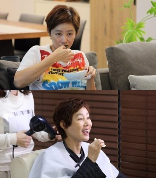 배우 김성령의 매니저가 김성령의 반전 매력을 폭로했다 /사진=MBC 제공