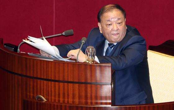 강창일 전 더불어민주당 의원은 지난 23일 문재인 대통령에 의해 주일본대사로 내정됐다. /사진=뉴스1