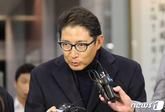 조현준 효성그룹 회장에 대한 2심 판단이 오늘(25일) 내려진다./사진=뉴스1