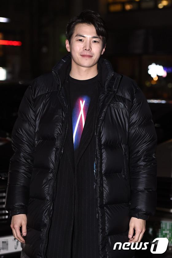 배우 박은석이 신종 코로나 바이러스 감염증(코로나19) 검사 결과 음성 판정을 받았다. /사진=뉴스1