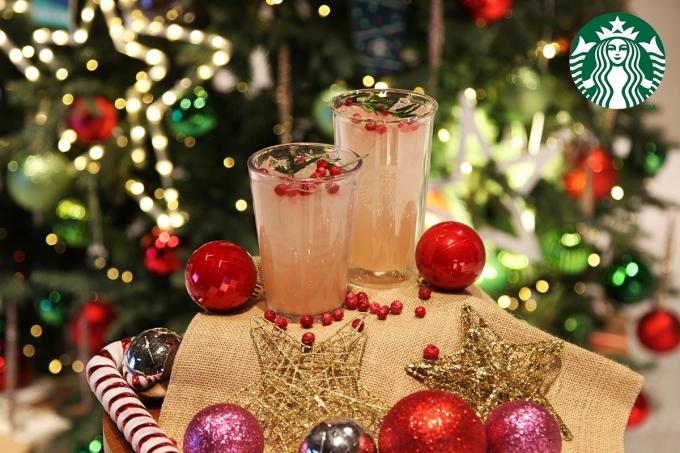 스타벅스커피코리아는 26일 크리스마스 시즌 음료 캐모마일 릴렉서가 출시 25일만에 100만잔을 돌파했다고 밝혔다. /사진=스타벅스 제공