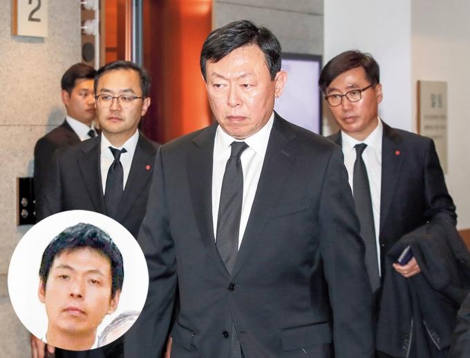 신동빈 롯데그룹 회장. 신 회장 아들 신유열씨/사진=뉴스1, 뉴시스 DB