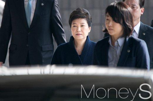 박근혜 전 대통령 /사진=임한별 기자