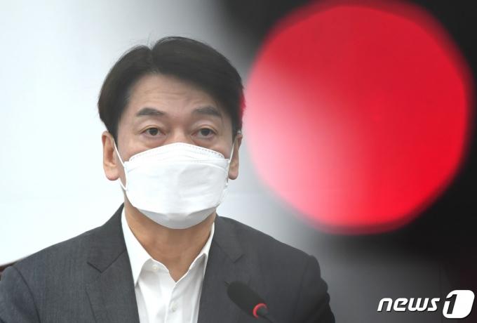 안철수 국민의당 대표. © News1 박세연 기자