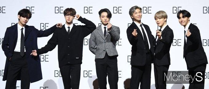 그룹 방탄소년단(BTS)이 한국어 곡으로는 사상 처음으로 미국 빌보드 메인 싱글 차트인 핫 100 1위에 올랐다. /사진=장동규 기자