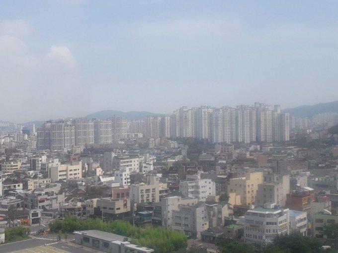 광주,11월 주택 매매·전셋값 '들썩'… 2년·5년만에 상승률 최고