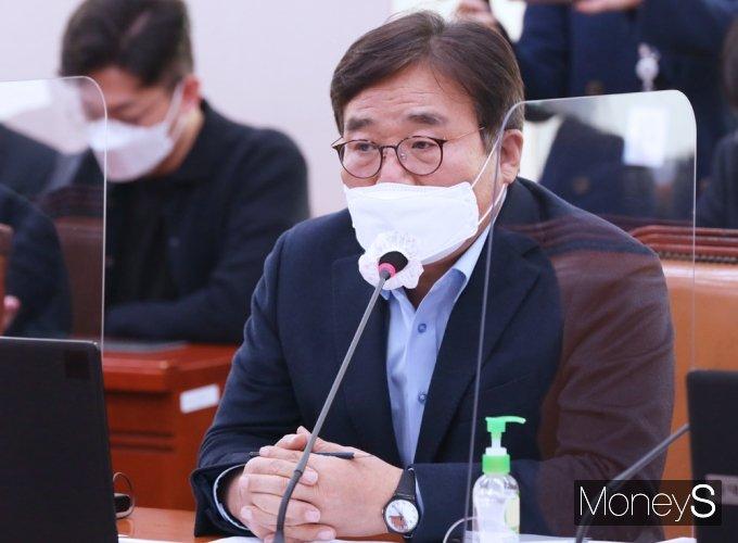 [머니S포토] 이병훈 의원, '아시아문화중심도시 조성 특별법 개정안' 의결 호소