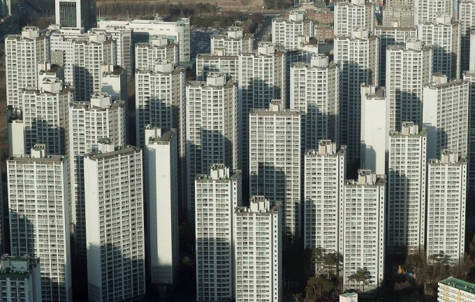 한국감정원에 따르면 11월 전국 주택종합(아파트·단독·연립주택 포함) 전세가격은 0.66% 상승, 2013년 10월 이후 최대 상승률을 보였다. /사진=머니투데이