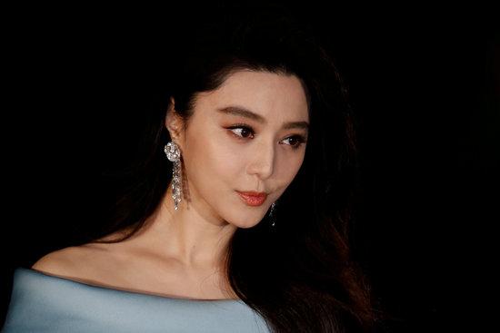중국 배우 판빙빙이 최근 성매매 관련 허위사실을 유포한 악플러와의 소송에서 승소했다. /사진=로이터